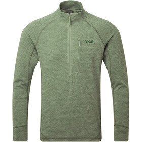 Rab Nexus Midlayer Heren groen